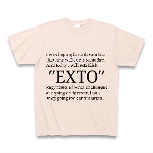 exto-k Tシャツ③